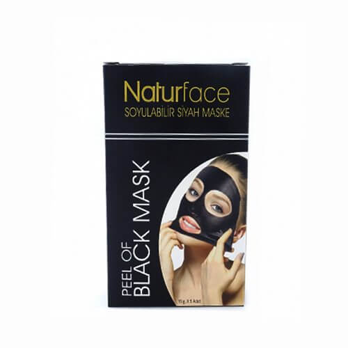 Gezichtsmasker Peel of Black Mask – Naturface