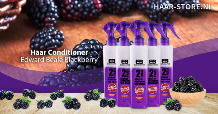 Haar Conditioner Blackberry van Edward Beale