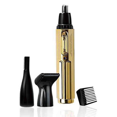 Golden Pocket Shaver – Oplaadbaar Scheerapparaat 3 in 1